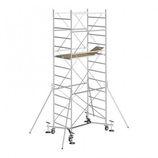 Trabattello M5 EASY (h lavoro 5,90 m)